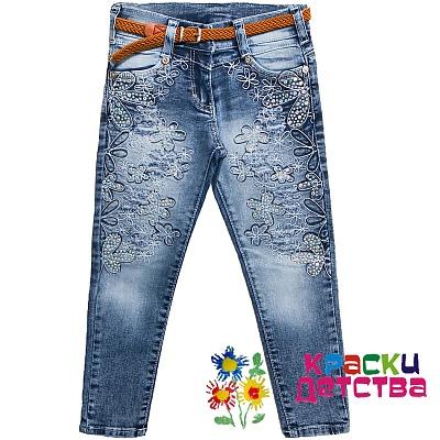 Детская джинсовая одежда оптом из Турции от производителя 9371789961624